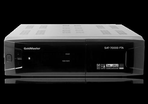SAT-70000 FTA Dijital Uydu Alicisi